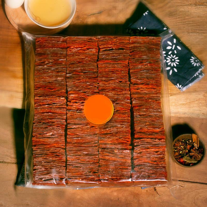 靖江猪肉脯1斤/100g/200g手撕肉脯网红肉干猪肉铺休闲零食大礼包
