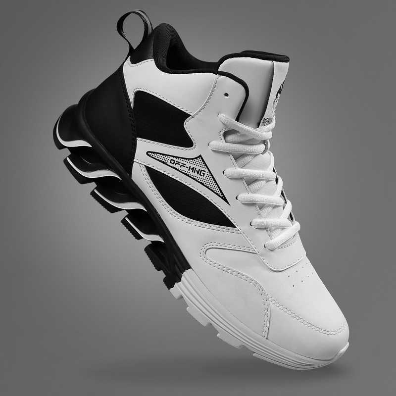 马丁 新款 运动鞋 保暖 棉鞋 秋冬季 篮球鞋