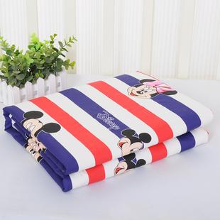 新生婴儿隔尿垫纯棉防水透气可洗新生儿尿垫送毛巾