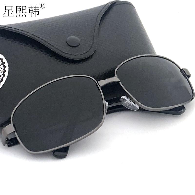 墨镜男士太阳镜男女变色偏光夜视眼镜防紫外线开车专用2020新款潮