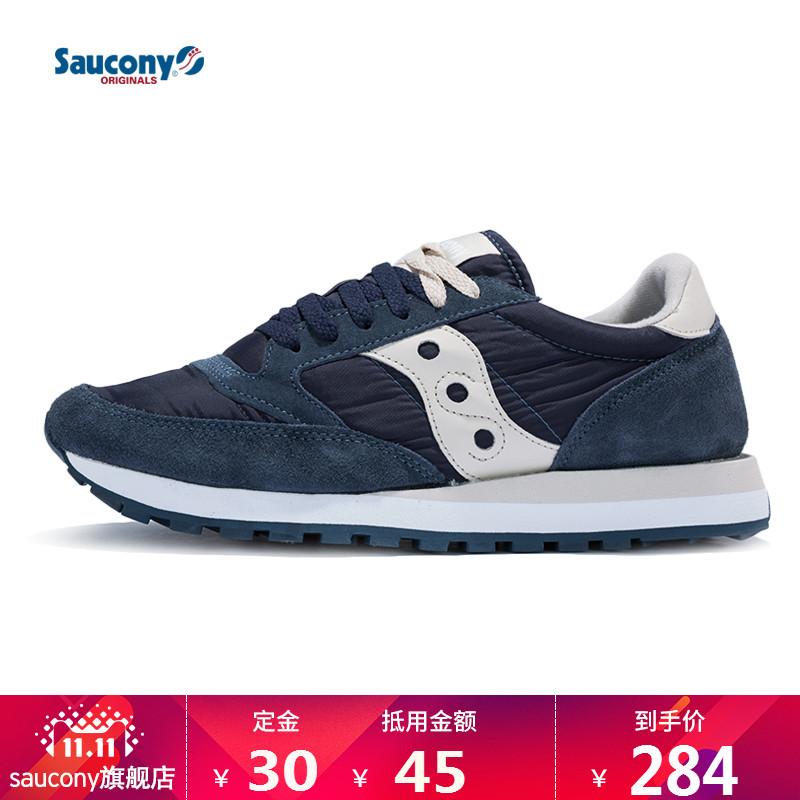 【预售】Saucony圣康尼JAZZ ORIGINAL复古跑鞋 男子跑步鞋