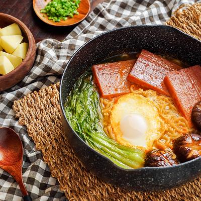 日食记姜老刀同款黑色雪平锅18/20cm宝宝辅食奶锅不粘锅