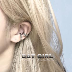 MyHecate ear clip retro hong kong style pierced ear bone clip earring earrings personality does not fade wild basic models