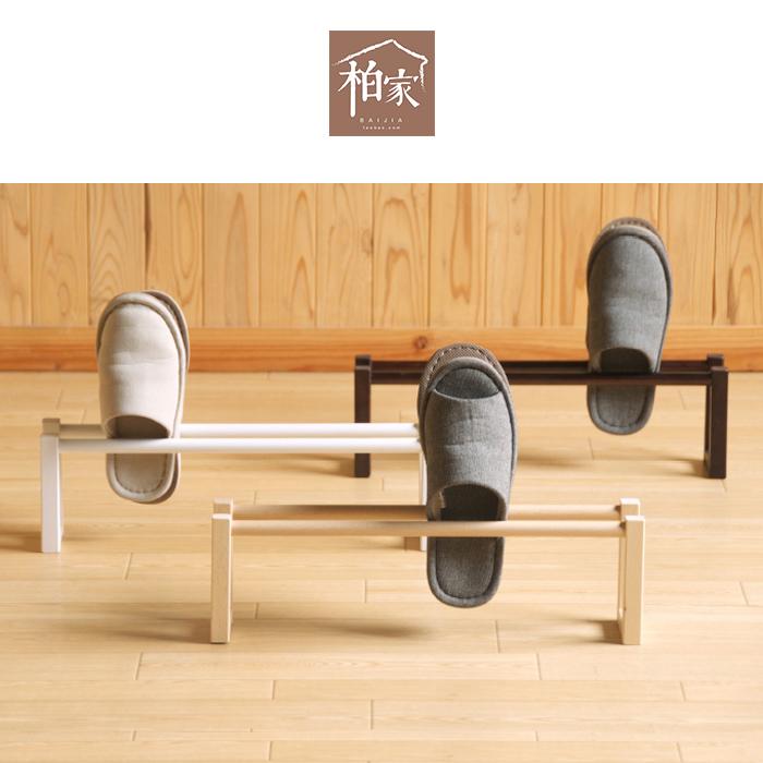 创意鞋架 简易 实木木质鞋架浴室拖鞋架防水简约现代卫生间厕所厅