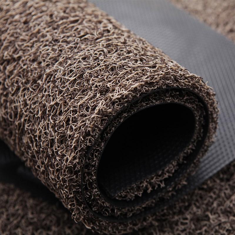 汽车丝圈脚垫通用可裁剪主副驾后排全车子防水耐脏地毯全包围