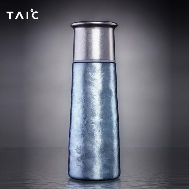 点击查看商品:英国TAIC保温杯纯钛超轻保鲜泡茶杯运动便携保冷水杯养生礼品杯子