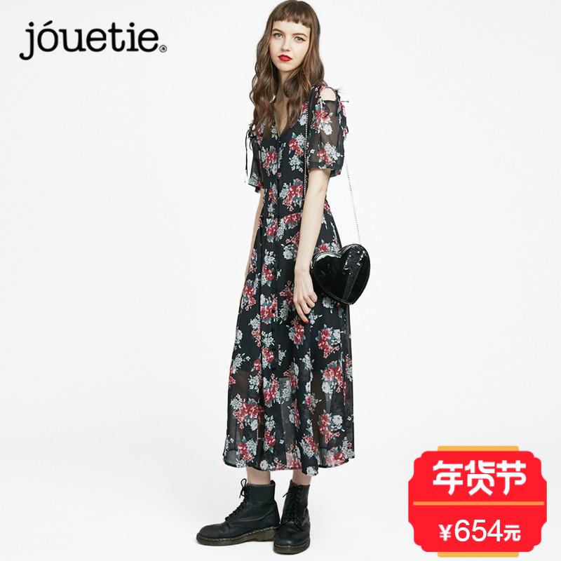jouetie 2017新款 可爱心形金属链单肩包 日本官网直邮