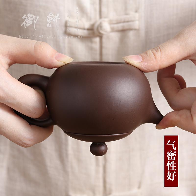 包邮紫砂壶宜兴正品倒把西施壶名家清仓全手工茶壶球孔泡茶手拉壶