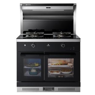板川m20dzk-a集成灶家用一体烤箱
