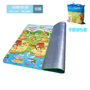 Spring out tide mat mat picnic ground mat outdoor portable thickening wild picnic artifact supplies