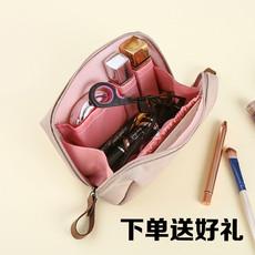 韩国化妆包小号便携防水收纳包袋可爱淑女迷你手拿包简约旅行随身