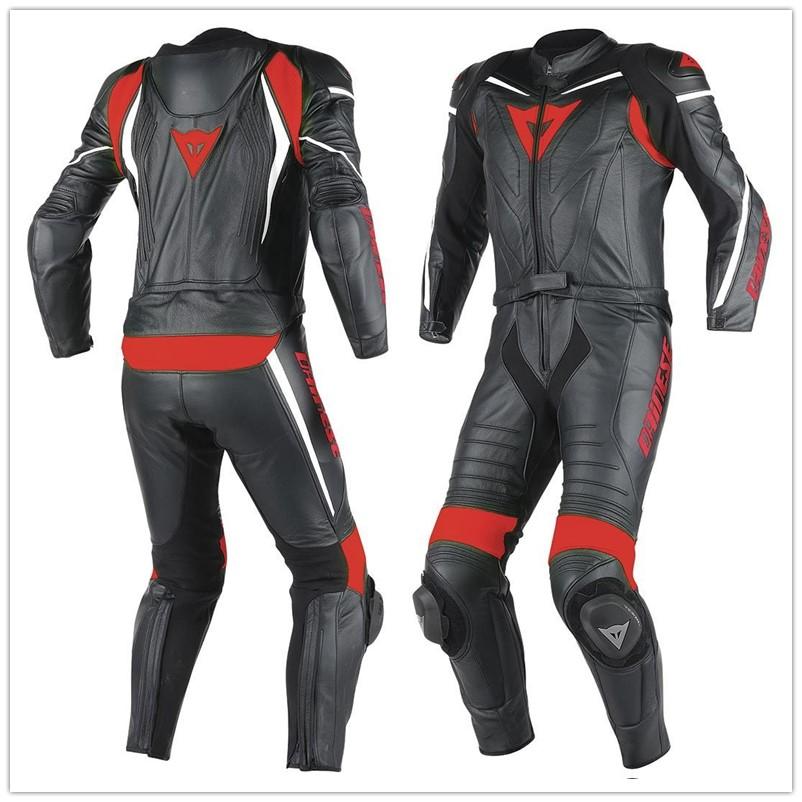 丹尼斯Dainese Laguna Seca D1分体摩托骑行服骑行皮衣赛车防摔衣