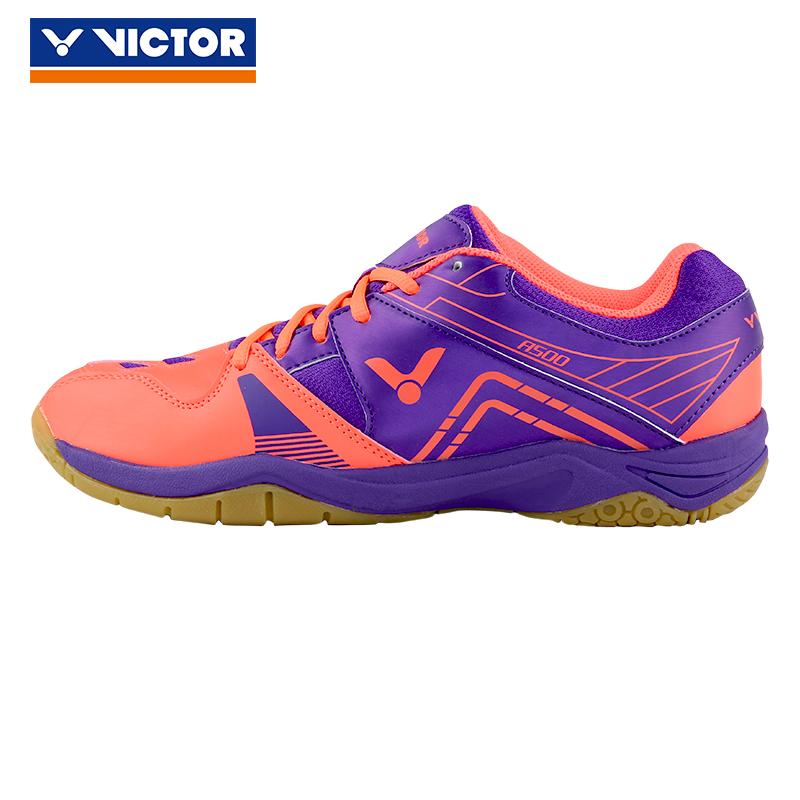 VICTOR/威克多 全面类男女款橡胶防滑羽毛球鞋 A500
