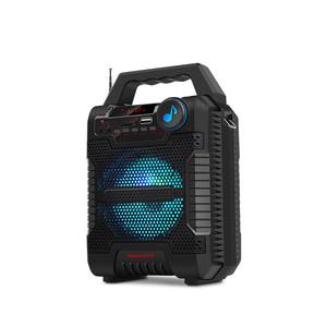 纽曼蓝牙广场舞小音响户外音箱大音量带无线话筒小型超大功率K歌