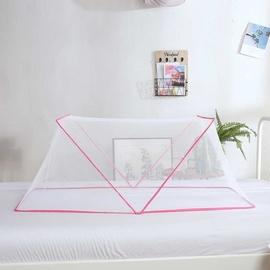 罩bb床通用儿童防罩折叠无底女孩婴童蚊帐免安装儿童幼儿园罩宝宝