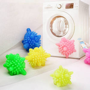 20 laundry artifacts solid strong decontamination magic anti-winding laundry ball ball household washing machine cleaning ball