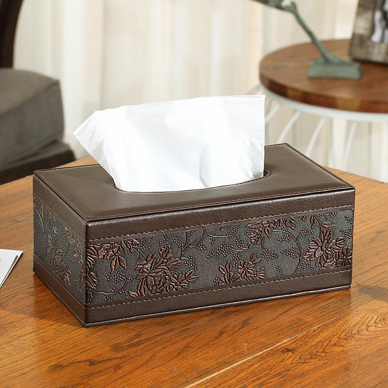 定做纸巾盒