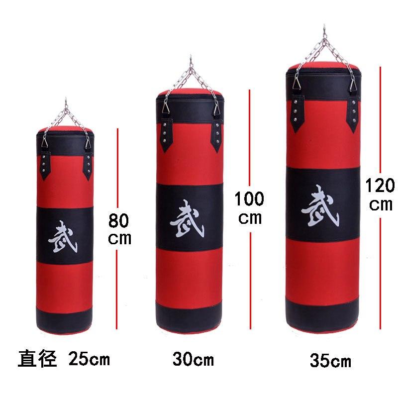 点击查看商品:帆布吊式袋子手臂沙包固定格斗拳击沙袋全套空泰拳挂架卧室包装袋
