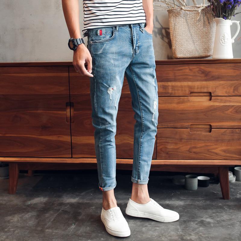 牛仔裤男韩版潮流20