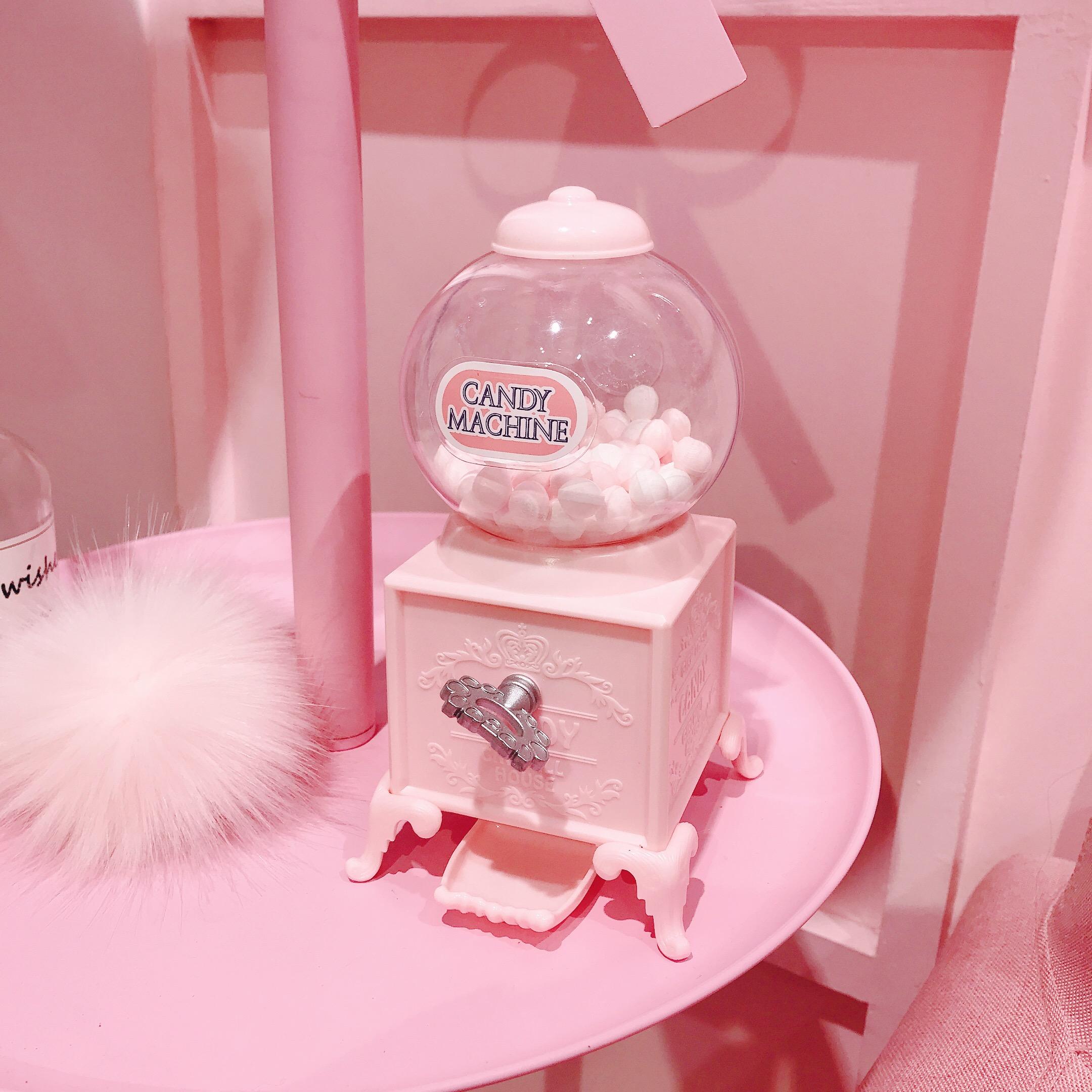 少女心放映室 扭糖机存钱罐储蓄罐 生日送女友闺蜜女生毕业礼物