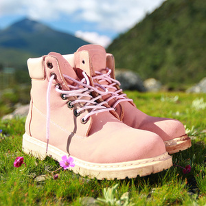 Sports outdoor men and women couples casual shoes high-top thick bottom snow British style wild hiking hiking boots Martin boots shoes