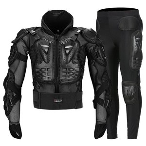 Motorcycle motorcycle clothing racing team clothes protective gear summer riding clothing sports car anti-fall armor equipment off-road