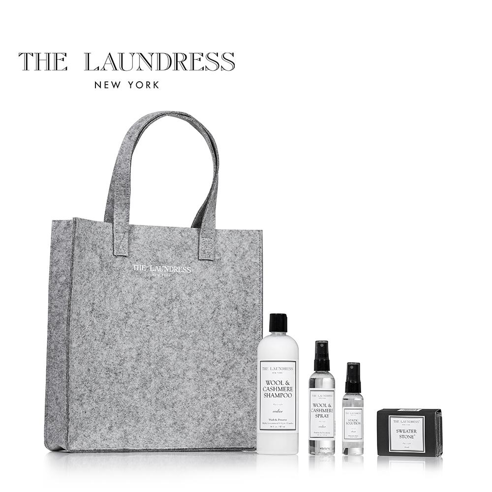 THE LAUNDRESS 羊毛羊绒洗护系列套组