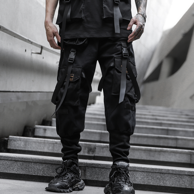 2020春夏日系港风国潮男生休闲缩脚裤 K816 P85 已备大货