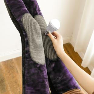 石墨烯加绒保暖裤女外穿加厚款秋冬显瘦高腰内穿发热打底裤子超厚