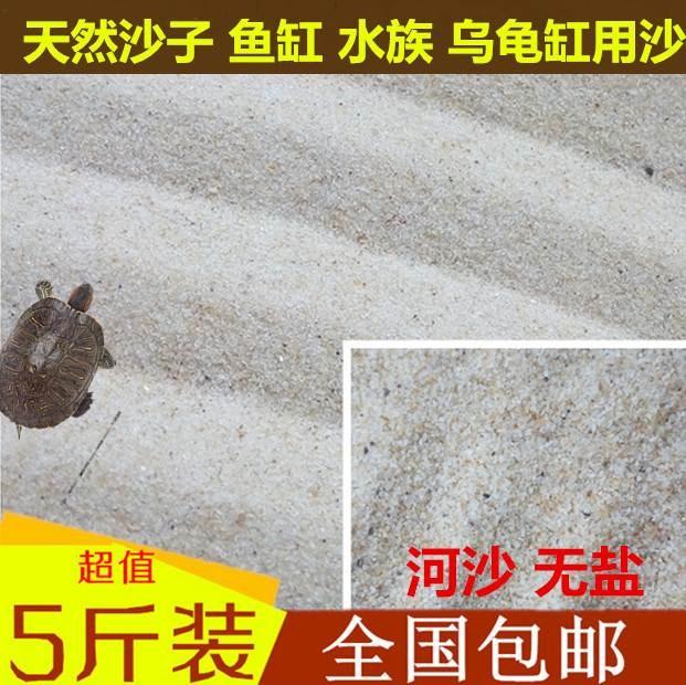 养乌龟的沙子乌龟产蛋沙龟蛋孵化专用沙土龟沙乌龟冬眠无菌细沙子
