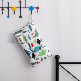 热卖ins风儿童枕芯30x50卡通幼儿园宝宝午睡枕头婴童床上用品单人