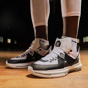 李宁韦德之道全城5篮球鞋男新款云缓震耐磨专业比赛鞋ABAL049/129图片
