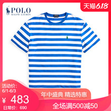 Ralph Lauren / Ralph Lauren menswear spring 2020 custom fit stripe T-shirt 11964
