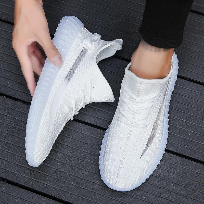 梵斯椰子鞋男满天星2020新款潮流男鞋休闲小白鞋夏季透气板鞋潮鞋