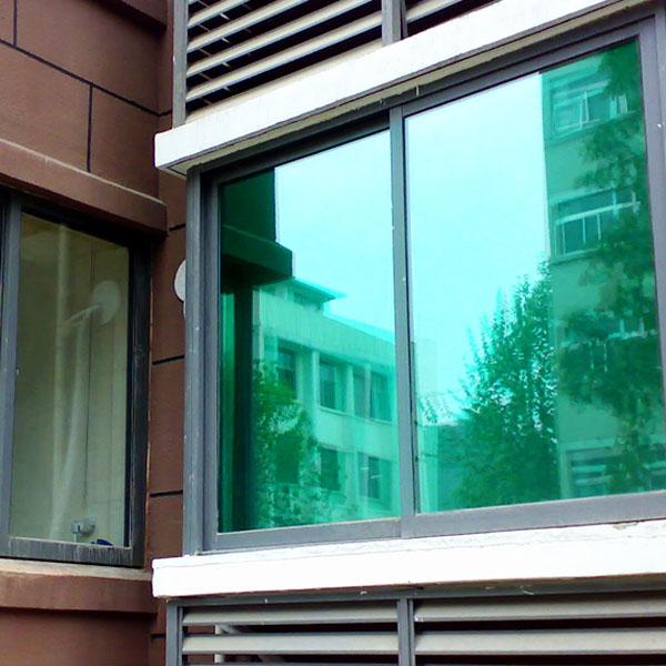 玻璃贴膜单向透视防晒隔热膜家用窗贴纸窗户遮光神器窗纸遮阳防窥