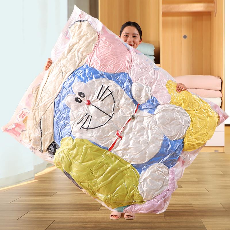 抽真空压缩袋收纳袋整理袋大号抽气棉被被子衣物包装衣服袋子电泵