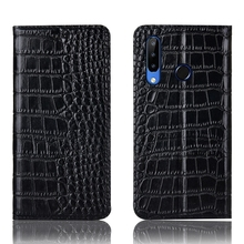 Doogee Doug N20 mobile phone case Doug X10 full bag real leather cover flip flop protection cover alligator plain