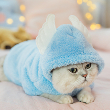Hot?? Friends circle funny cat clothes autumn and winter dress kitten cat cat pet Garfield hairless short