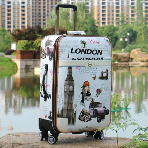 26寸可手提单人青年旅行箱女拉杆男孩行李新款行李包青少年多功能