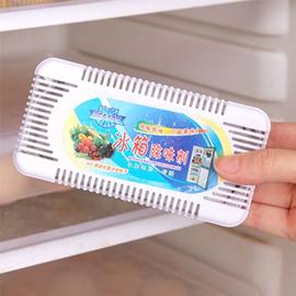 冰箱除味剂活性炭去味剂清新盒除臭剂清洁去除异味器家用竹炭包