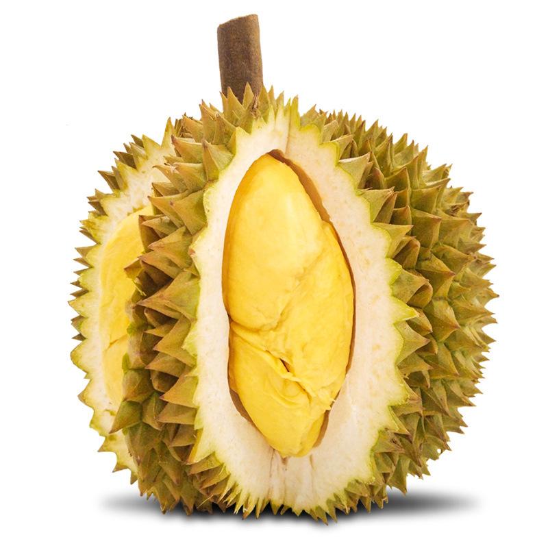 泰国进口金枕头榴莲新鲜现摘带壳2-7斤榴莲新鲜水果当季批发包邮