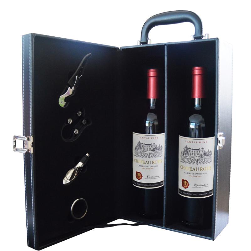 罗提斯 赤霞珠干红葡萄酒法国原酒进口红酒整箱装买一箱送一箱