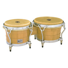 原装正品打击乐器LP邦戈鼓latin percussion LP1400-BW手鼓