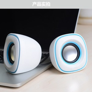 Laptop Audio Multimedia Desktop Speaker Mini Subwoofer usb Impact Family Dormitory