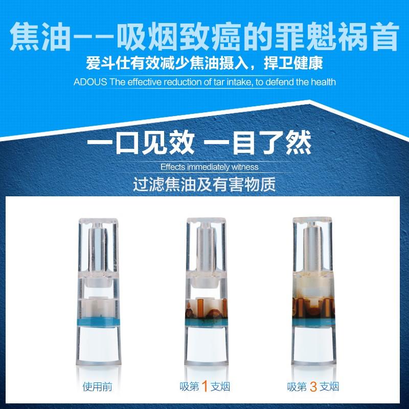 新款正品一次性烟嘴 正品RSI三重过滤软嘴过滤器 戒烟烟具过滤嘴