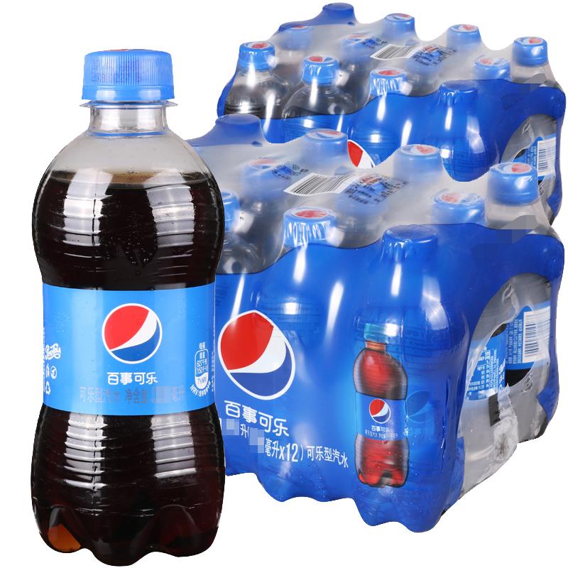 百事可乐七喜美年达零度百事可乐碳酸汽水饮料迷你小瓶爽饮料包邮