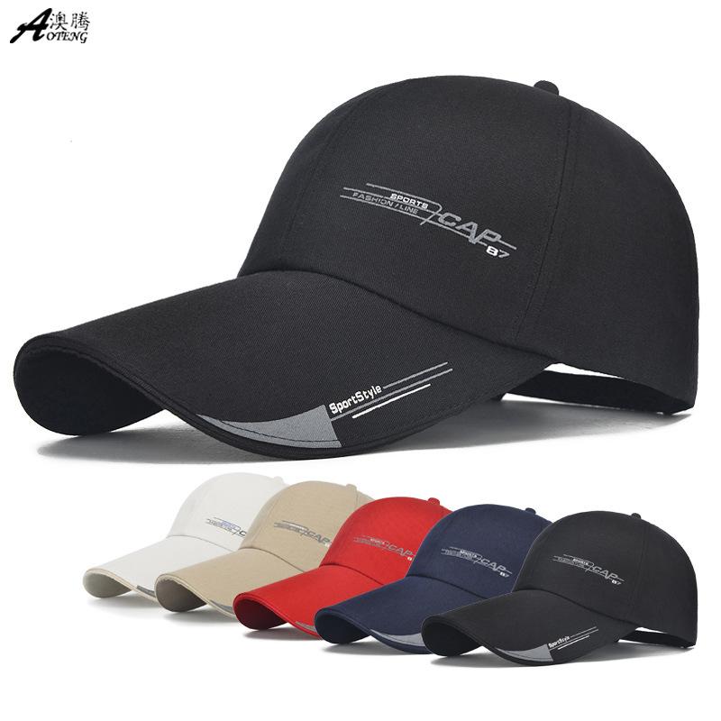 帽子 防晒 棒球帽 休闲 户外 秋冬季 中年 鸭舌帽
