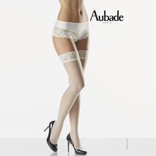 法国奢品 Aubade优雅蕾丝长筒袜 爱之晨曲新婚内衣系列 DA98