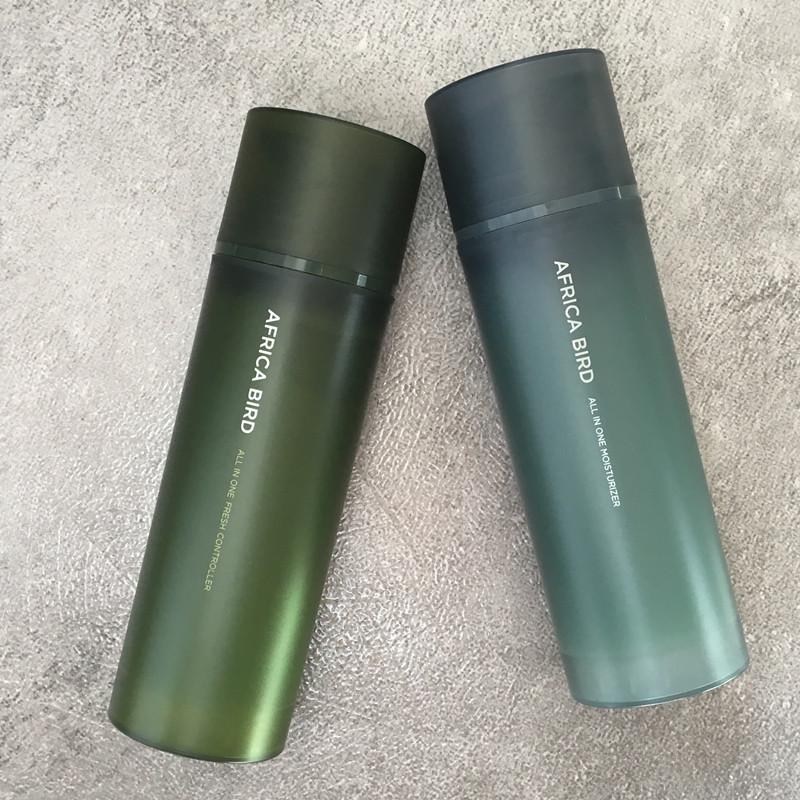 韩国NatureRepublic自然乐园男士三合一水乳液精华清爽保湿护肤品