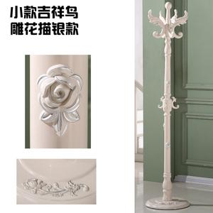 Simple storage room hanger European style coat rack bedroom coat rack luxury new Chinese style